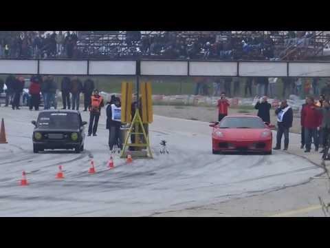Hacı Murat Ferrari Kapışması İtalyan devini Hacı Muro tokatlıyor