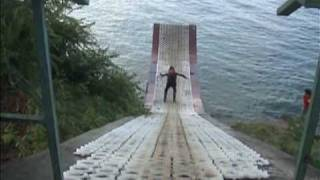 water jump 2009 Potes