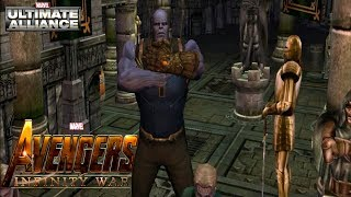 Marvel Ultimate Alliance - MCU Mods - Part 15 Final Boss