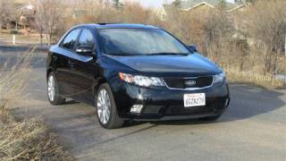 2010  KIA Forte SX review