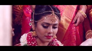 Hari & Rina - Traditional Hindu and Christian White Wedding Montage Video