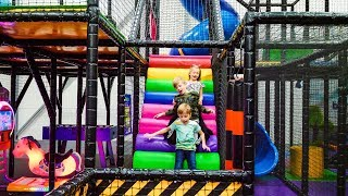 Fun Indoor Playground for Kids at Barnens Lekstad