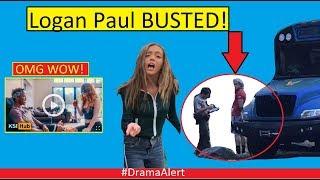 Logan Paul BUSTED! #DramaAlert Ninja Break World RECORD! KSI Adult Video? Bhad Bhabie vs WoahhVicky!