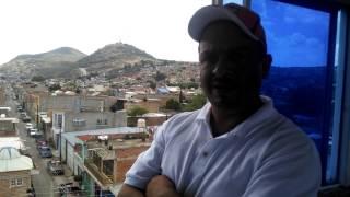 Visita a gran palomero de jamay moy Lopez parte 2