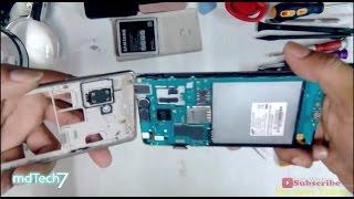 Samsung Galaxy Z3 (z300h) Disassembly    All internal Parts of Samsung z3