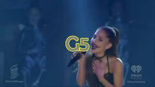 Ariana Grande slays the vocals & debuts Focus on Honda Stage! | iHeartRadio