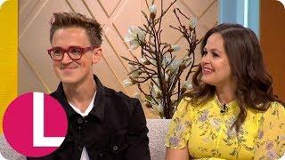 Tom And Giovanna Fletcher Are Writing A Novel Together | Lorraine