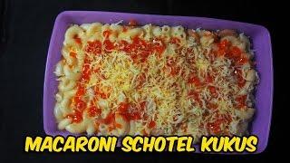 Resep dan Cara Membuat Macaroni Schotel Kukus Keju Mudah dan Enak HD 720P