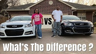 Chevy SS VS Chevy SS Comparison What's The Difference ?