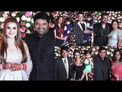 Xxx Mp4 The Kapil Sharma Show Season 2 Cast With Family At Kapil Sharma Wedding Reception 3gp Sex