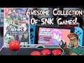 Download Video Download SNK 40th Anniversary Collection Overview! Awesome Package For $40! 3GP MP4 FLV
