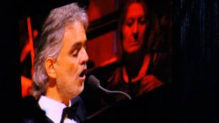 Andrea Bocelli in London 20-11-2014