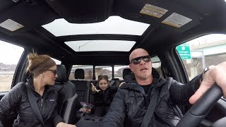 2018 Ford Raptor first drive and owner impressions.. Sydney likes our old truck better!?