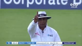 Anderson's wicket before rain wins - Highlights England v Sri Lanka at Lord's day 5
