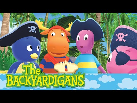 The Backyardigans Pirate Treasure Ep.1