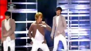 [Live HD] Super Junior M - Super girl - Korea Taiwan Friendship Concert 2011