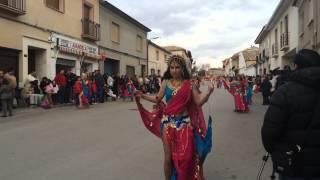 """AC.El Chaparral """"India, La Leyenda del Marajá"""" Carnaval 2015"""