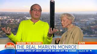 """""""The Essential Marilyn Monroe"""" -  Amy And Joshua Greene interviewed"""