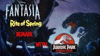 Fantasia: Rite of Spring, remade with JPOG