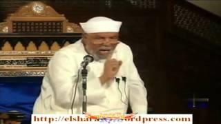 محمد متولي الشعراوي يفسر آية الإفك بمزاجه ويحصل على الإمتياز