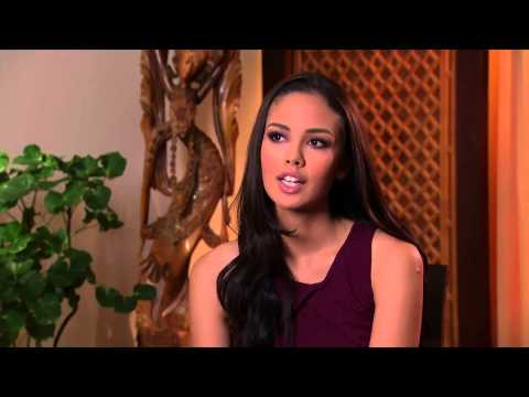 Miss World 2013 Philippines Interview with the Judges Megan Young