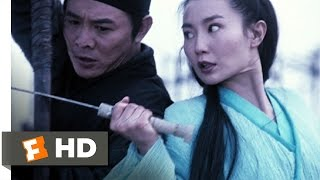 Hero (5/11) Movie CLIP - How Swift Your Sword (2002) HD