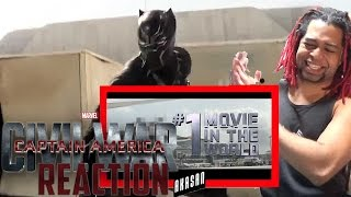 CIVIL WAR is #1 MOVIE IN THE WORLD!! TV SPOT REACTION (SPOILERS)