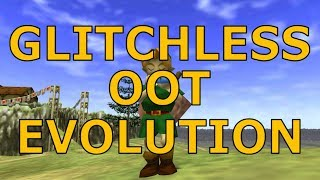 The Evolution of Glitchless Speedruns in Ocarina of Time