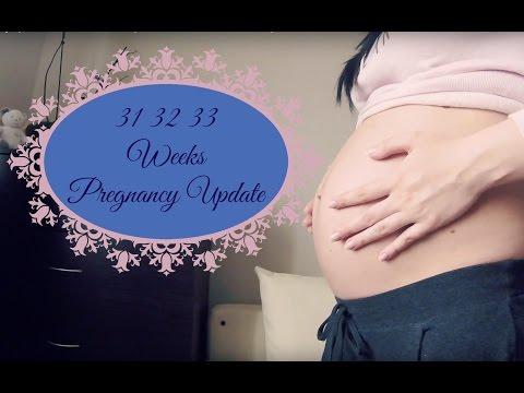 32 33 недели беременности роды