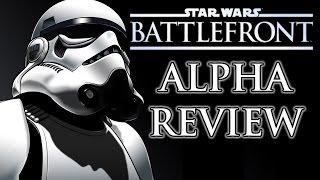 Star Wars Battlefront Alpha Review