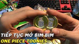 Tiếp tục series mở bim bim Toonies - Review Toonies One Piece tập 40