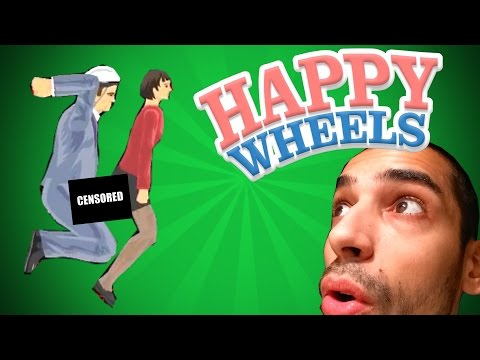 18+ LEVEL ! (Happy Wheels #3)