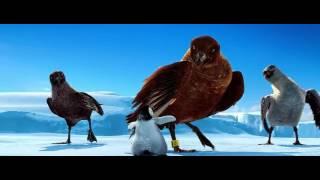 Happy Feet 720p (Hindi Dubbed) Funny Scene