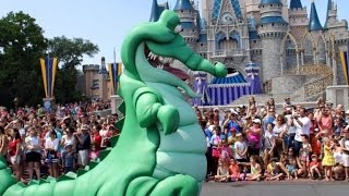 After Toddler Dies, Disney Removes Alligator and Crocodile Characters at Parks