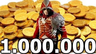 Assassin's Creed Unity 1.000.000 F MONEY Strategy