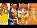 Evolution of Princess Daisy (1989 - 2018)