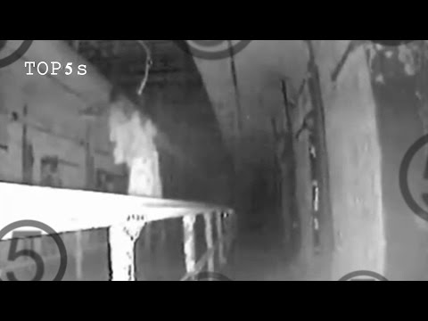 5 Creepiest Ghost Sightings Caught On Tape