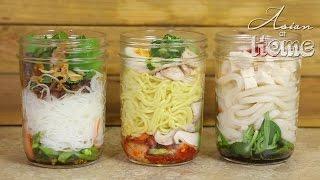 Asian at Home | Easy DIY Cup Ramen 🍜