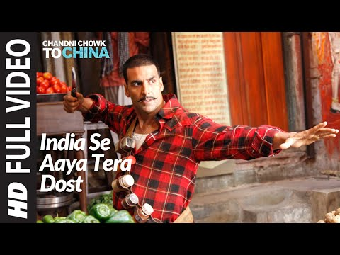 Xxx Mp4 India Se Aaya Mera Dost Full Song Chandni Chowk To China 3gp Sex