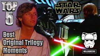 Top 5 Best Star Wars Original Trilogy Moments