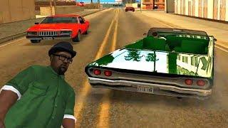 Big Smoke и състезание с коли - GTA San Andreas #2