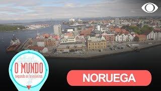O Mundo Segundo os Brasileiros: Noruega - Parte 5