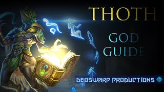 [DCS] How to be Broken as Thoth - God Guide - Geoswarp Productions