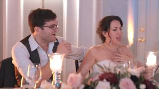 Funniest Maid of Honor Speech Ever!