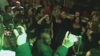 عمرو الجزار في عيد ميلاد الراقصة صافينار 2017