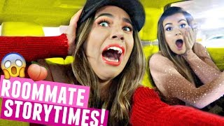 HORRIBLE ROOMMATE EXPERIENCE STORYTIME! Cloe can't get a date when I'm around