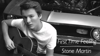 First Time Feeling  Danshay  Cover By Stone Martin