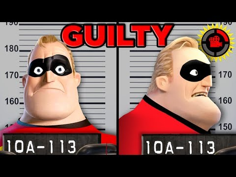 Xxx Mp4 Film Theory Can You SUE A Superhero Disney Pixar S The Incredibles 3gp Sex