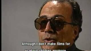 Abbas Kiarostami discusses directing children