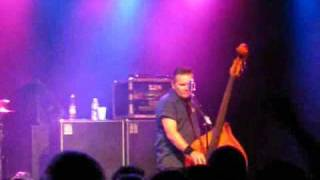the Reverend Horton Heat - the JIMBO song - Vancouver